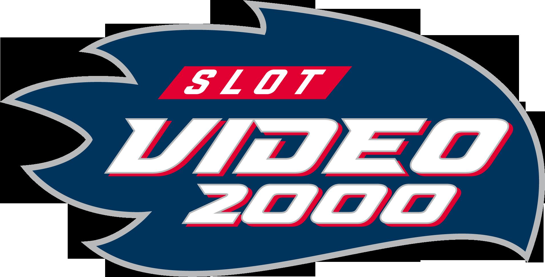 Logo Slot Video 2000
